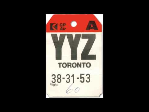 YYZ Rush Drum Cover