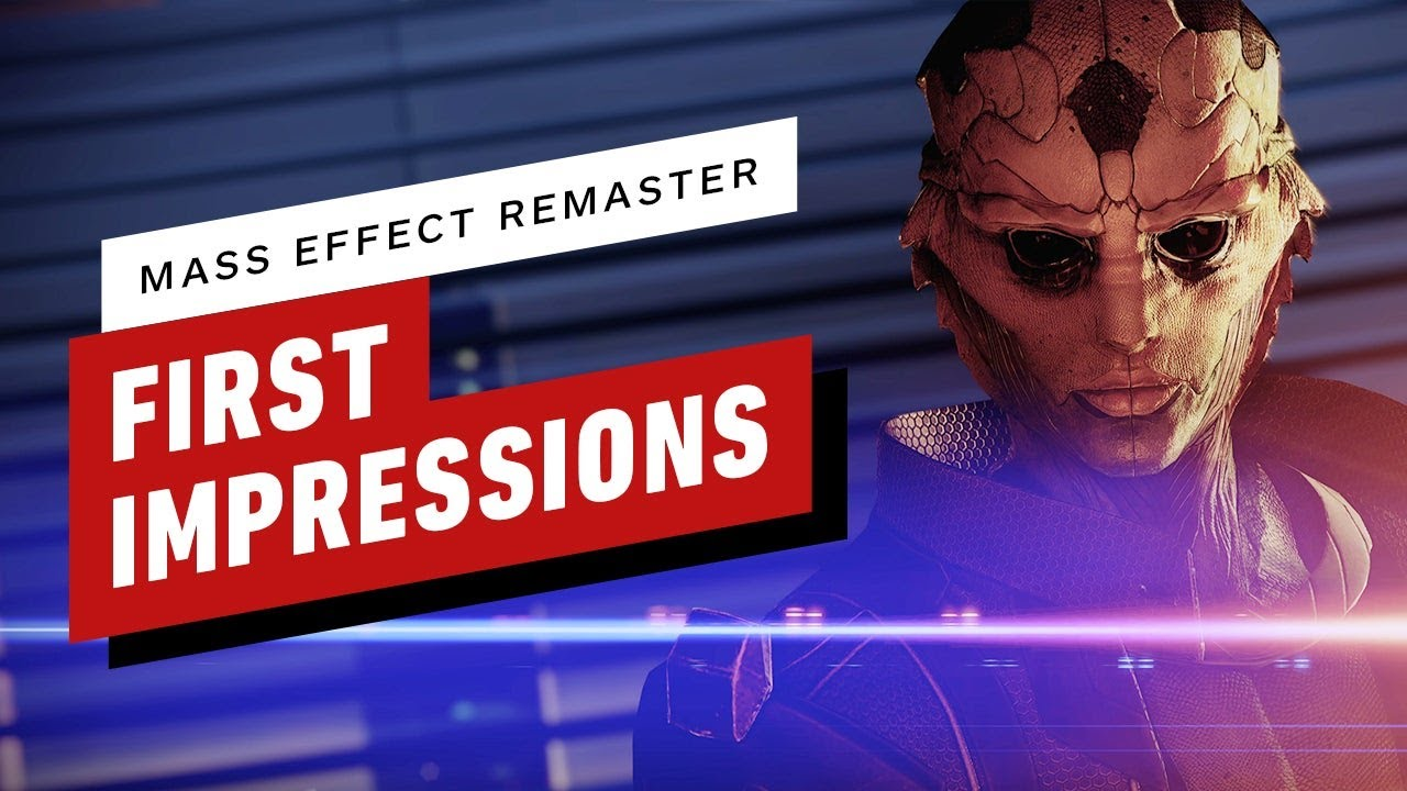 Where's IGN's Mass Effect: Legendary Edition Review? - IGN