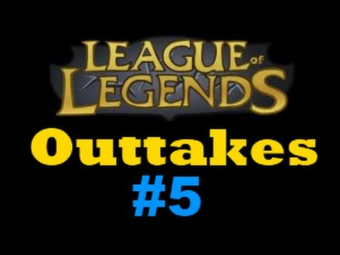 WHATS IN YOUR KEYBOARD? - League of Legend Outtakes