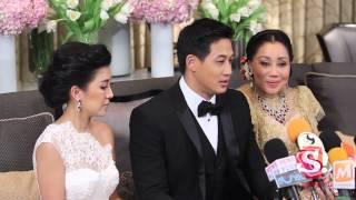 ดอน ธีระธาดา วิวาห์ สาวเวียดนาม แหวนแต่งงาน 22 ล้าน