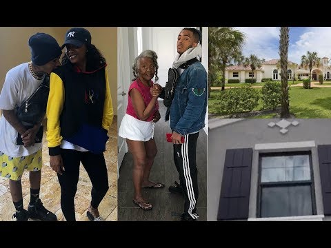 xxxtentacion bought 4 houses for his mom, grandma, aunts & uncles in last 3 months before murder.