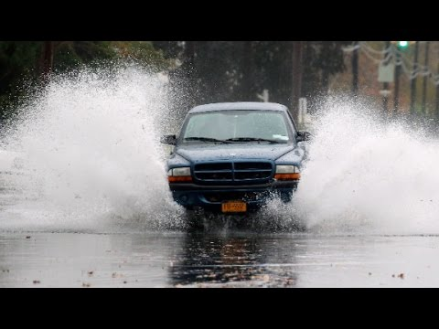 Don't drive your car through deep water