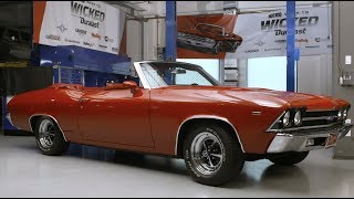 Hot Rod Week To Wicked Presented by Duralast—'69 Chevelle Full Episode