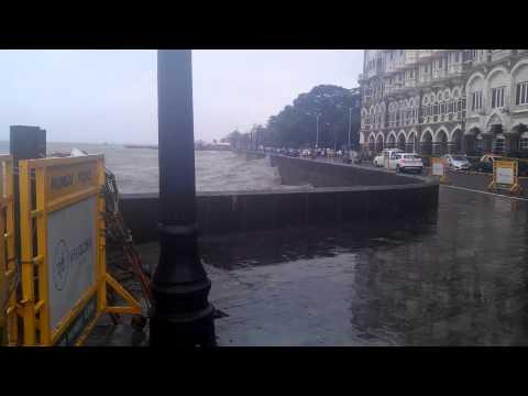 mumbai high tides