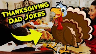 Thanksgiving Dad Jokes [Two Dads #34]