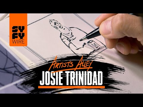 Watch Disney Animation's Head Of Story Share Animation Secrets & Sketch Artists Alley  SYFY WIRE