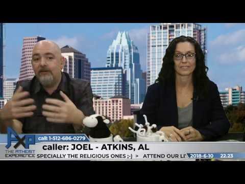 Atheist Experience 22.23 with Tracie Harris and Matt Dillahunty