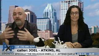 Atheist Experience 22.23 with Tracie Harris and Matt Dillahunty