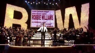 Robbie Williams My Way HD Live At Royal Albert Hall