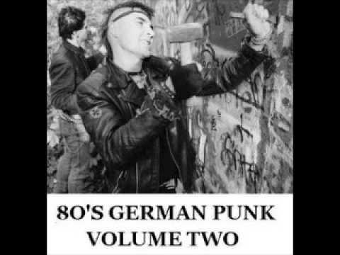 VA 80'S GERMAN PUNK VOL TWO ( FULL )