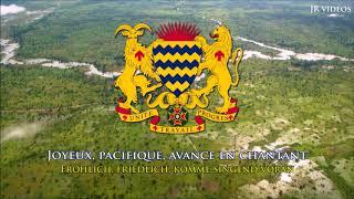 Nationalhymne des Tschad (FR/DE Text) - Anthem of Chad (German)