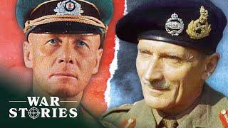The Battle Of El Alamein: Montgomery vs Rommel | Greatest Tank Battles | War Stories