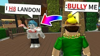 MAKING FANS HATE ME in ROBLOX! *UNDERCOVER*