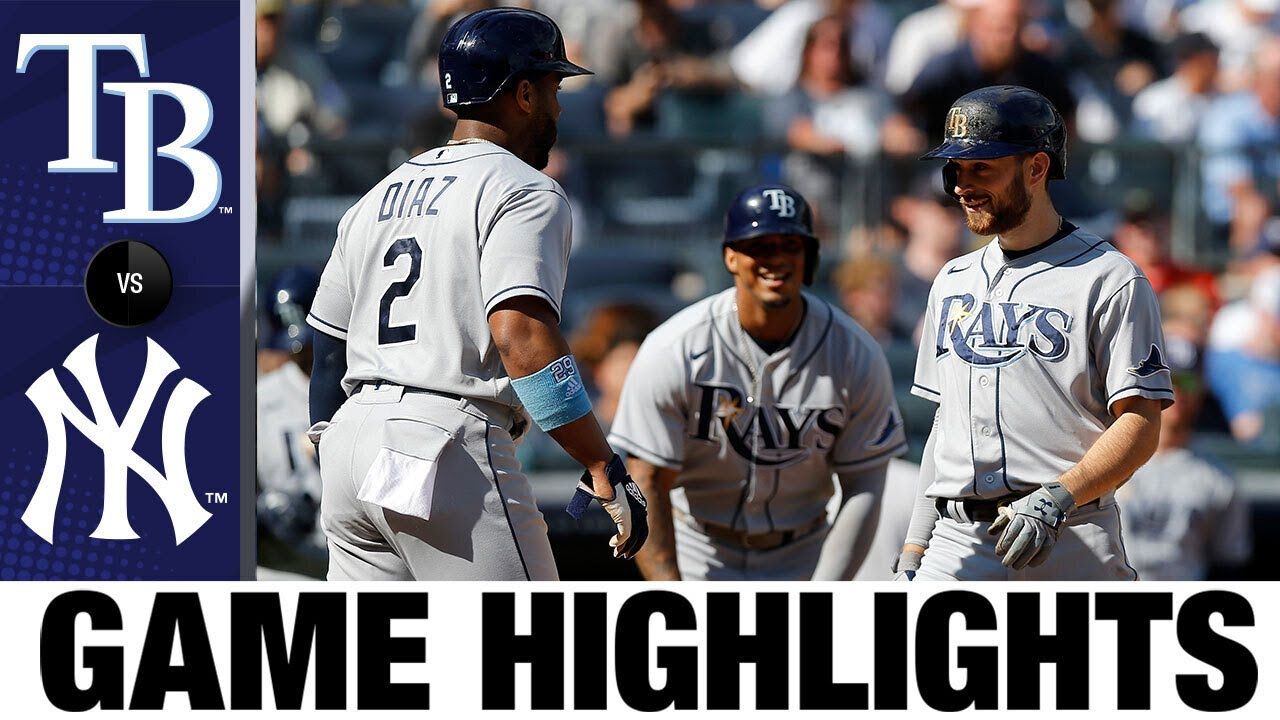Download Rays vs. Yankees Game Highlights (10/2/21) | MLB Highlights