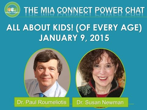 All About Parenting & Child Care - The Mia Connect Power Chat