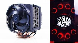 Cooler Master MasterAir Maker 8 - The Best CPU Heatsink Cooler?