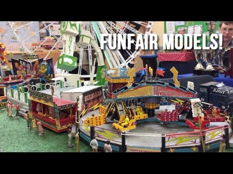 Nottingham Goose Fair Model Show 2016