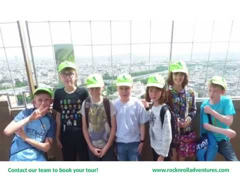 Educational Trips to France, Spain & Paris | Book Online
