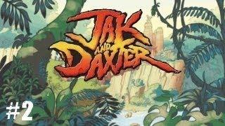 Jak and Daxter: The Precursor Legacy (100% Walkthrough All orbs Ps3) - Episode 2  Forbidden Jungle