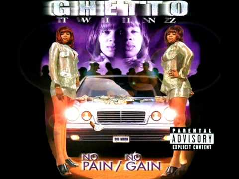 Ghetto Twiinz Ft Tela - Stop Playin'