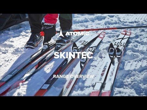 Atomic Skintec 2018/19 | Range Overview