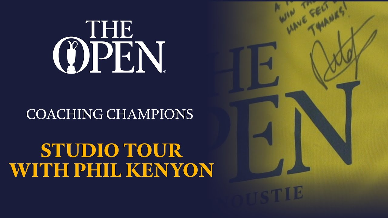 Phil Kenyon - Studio Tour | Coaching Champions