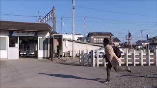 500系リバティ東武ファンフェスタ2018号成島駅入線