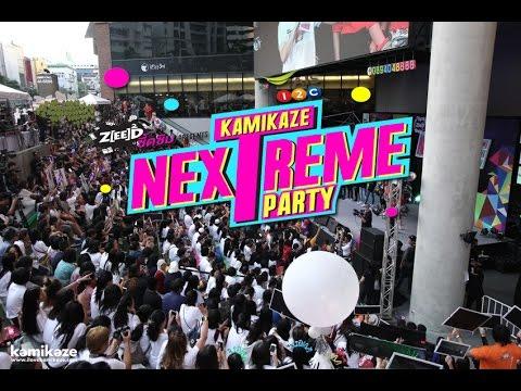 AIS One-2-Call! ZEED SIM Presents KAMIKAZE NEXTREME PARTY