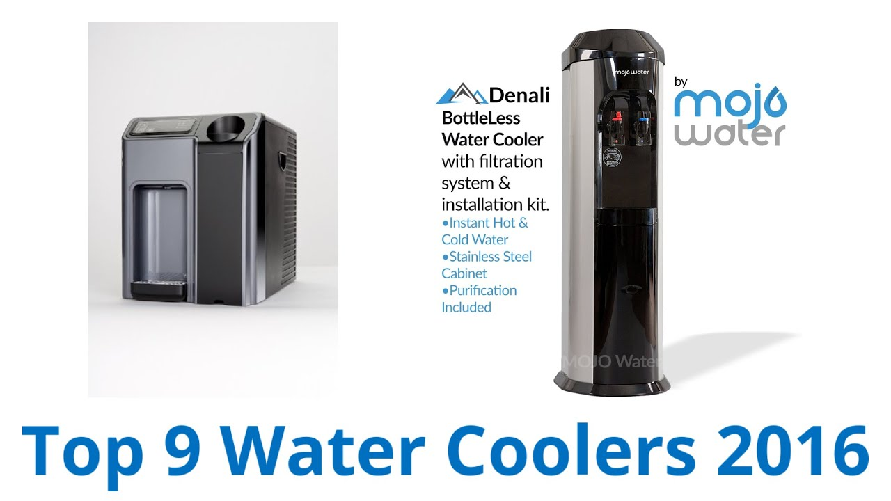9 Best Water Coolers 2016