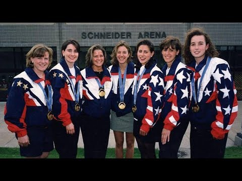 The Gold Standard: A Panel with the '98 Women's Ice Hockey Olympic Gold Team