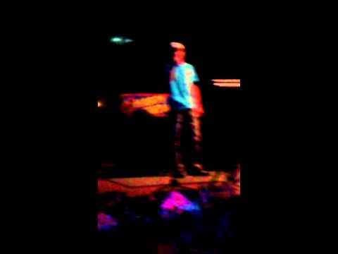 David warren singing karaoke 1