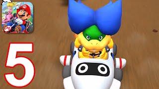 Mario Kart Tour - Gameplay Walkthrough Part 5 - Multiplayer (iOS, Android)