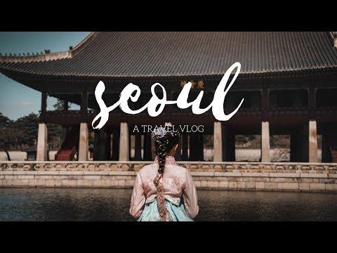 SEOUL, KOREA // CINEMATIC TRAVEL VLOG