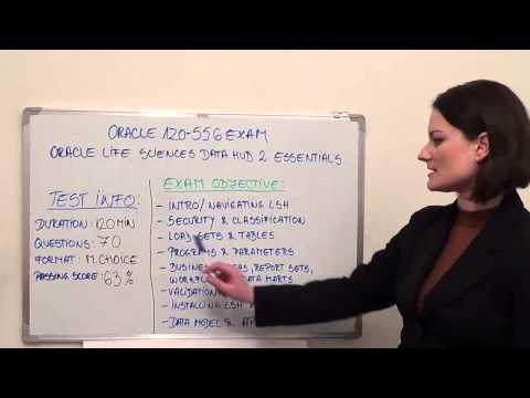1z0-556---oracle-exam-life-sciences-data-test-hub-2-essentials-questions