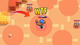 300 IQ or LUCKY - Brawl Stars Funny Fails & Wins #3