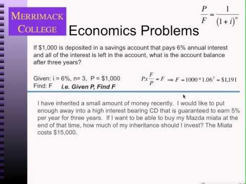 Cover Lagu Engineering Economics I STAFABAND