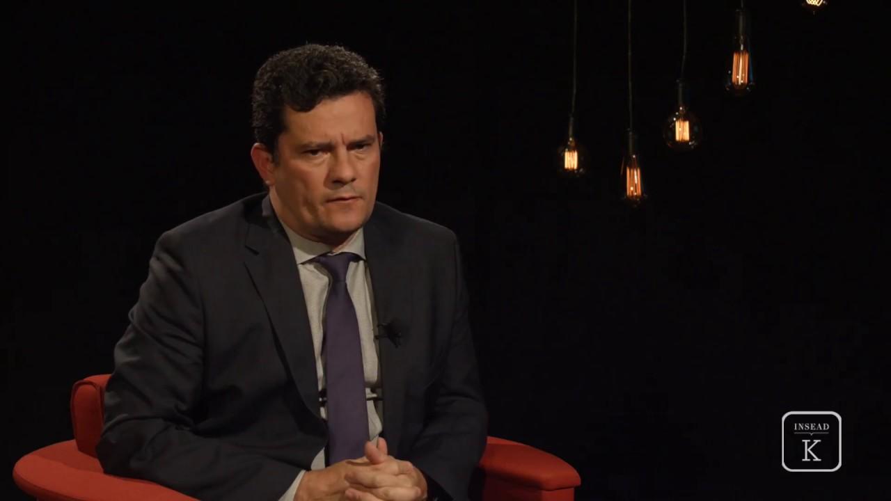 Leadership Lessons from Judge Sergio Moro - YouTube Felipe Monteiro Insead Photos