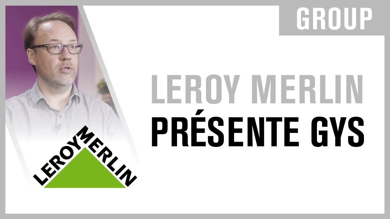 Gys Leroy Merlin 2016 Fr