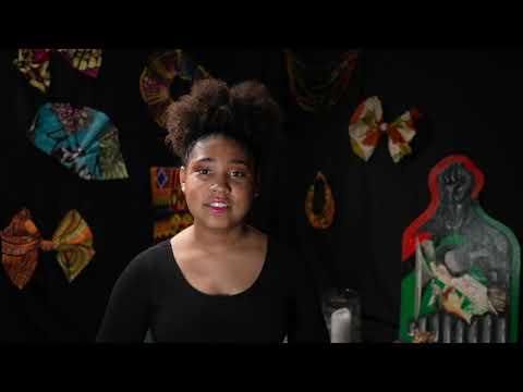 Texas Empowerment Academy 2020-2021 Black History Program