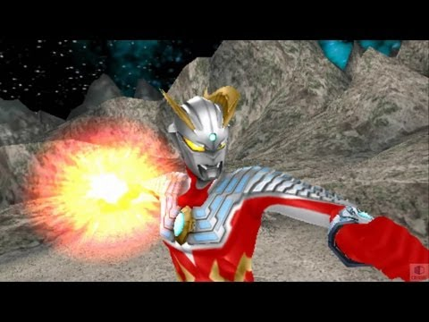 Ultraman All Star Chronicle - Story 1 - 6 Gameplay ★Play PSP