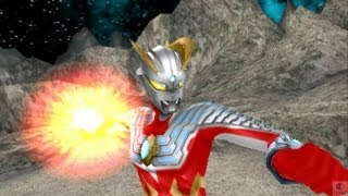 Ultraman All Star Chronicle - Story 1 - 6 Gameplay ★Play PSP ウルトラマンオールスタークロニクル