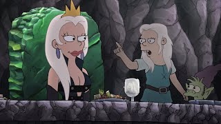 Netflix Review - Disenchantment (Part 3)