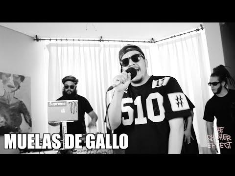 The Cypher Effect - MC Luka / Sepulturero / Gogo Ras / Muelas De Gallo [ Vieja Guardia ]