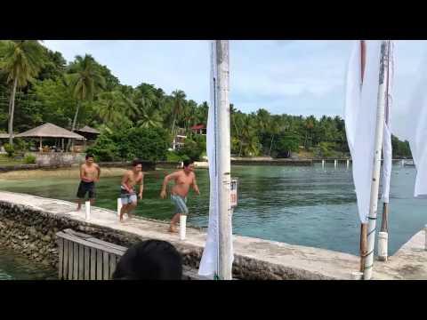 Pacific little secret @ Samal Island (swimming time)