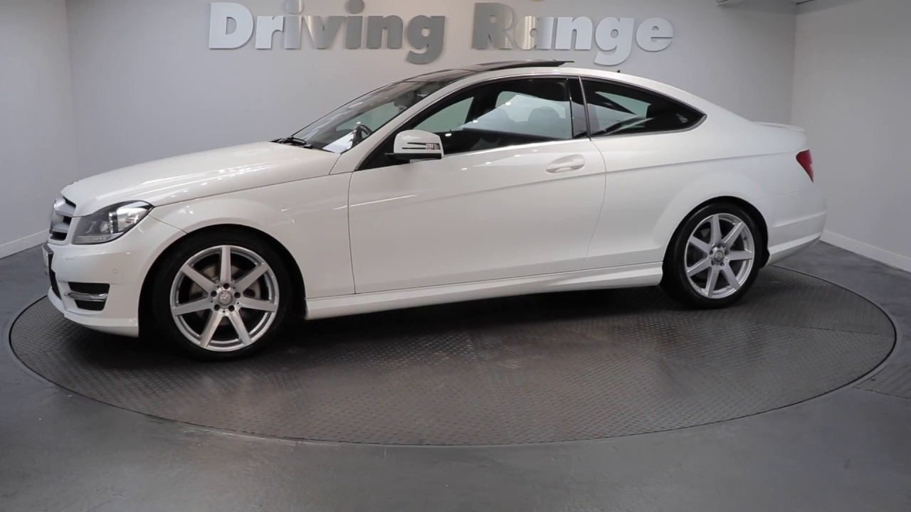 2015 15 mercedes c220 cdi sport amg coupe premium pack youtube. Black Bedroom Furniture Sets. Home Design Ideas