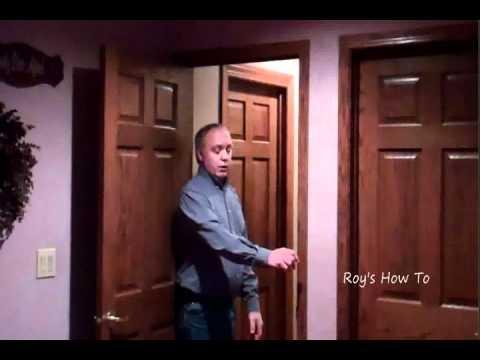 How To Determine The Swing Of A Door