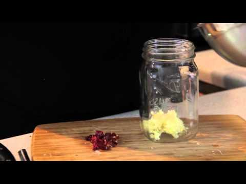 Fire Cider: An Easy-to-make homemade respiratory tonic   SERAPHINA