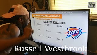 Russell Westbrook's Reaction To Melo Trade