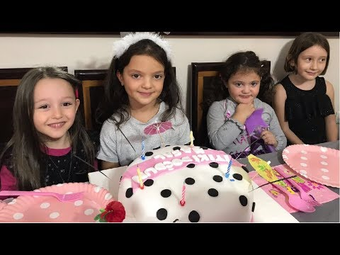 MASALA SÜRPRİZ DOĞUM GÜNÜ PARTİSİ!! MUTLULUKTAN AĞLADI-Birthday Party
