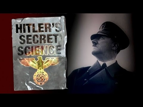 History Documentary Films || Hitlers Secret Science -  History Channel Documentary Update 2015 HD
